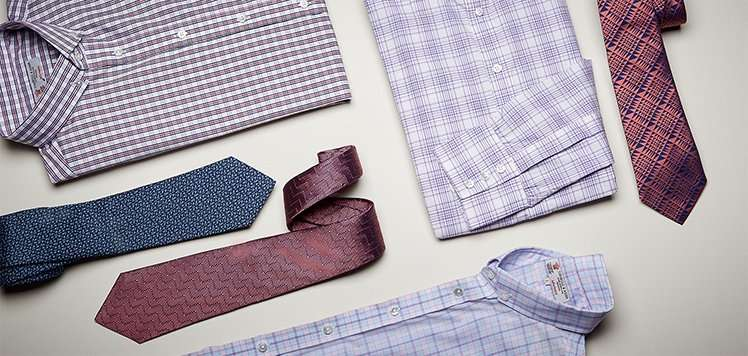 Look Sharp With Turnbull & Asser