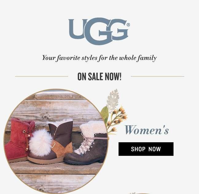 Shop Women's UGG