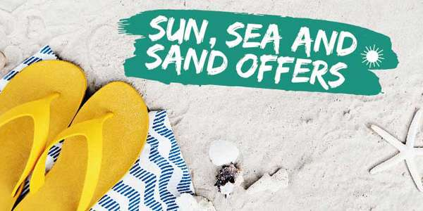 Sun, Sea and Sand Offers