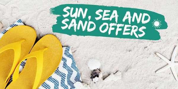 Sun, Sea & Sand Offers