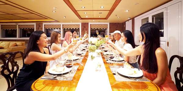 Luxury Yacht @ Berjaya Langkawi Resort