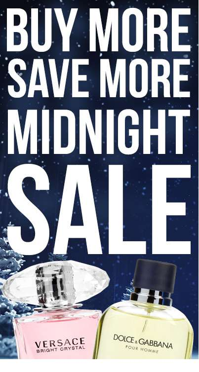 Buy more save more midnight sale! Shop Now
