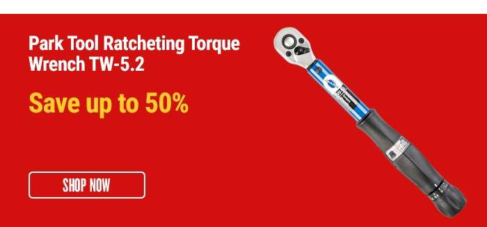 Park Tool Ratcheting Torque Wrench TW-5.2