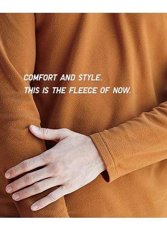 Men's HEATTECH Fleece