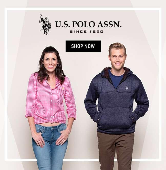 Shop US Polo Assn