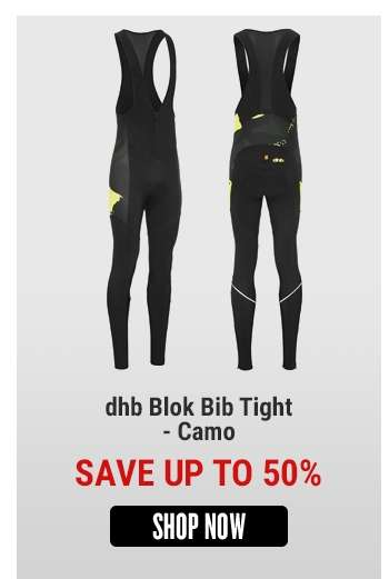 dhb Blok Bib Tight - Camo
