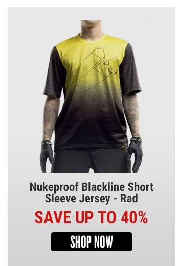 Nukeproof Blackline Short Sleeve Jersey - Rad
