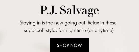 Shop P.J. Salvage