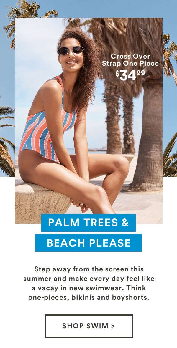 Shop New Swimwear