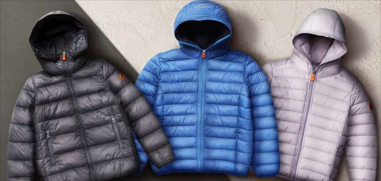 Up to 60% Off Kids' Practical Coats