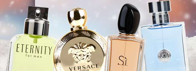 Shop Fragrances sales collection