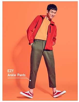 Men's EZY Ankle Pants