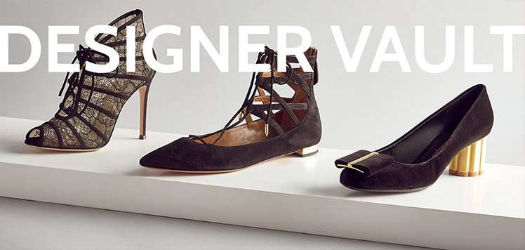 Up to 60% Off Luxe Shoes