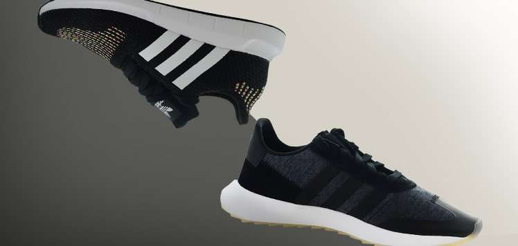 High-Performance Sneakers With adidas