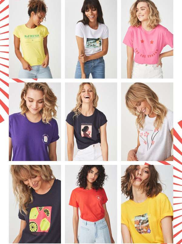 BUY TWO, GET ONE FREE GRAPHIC TEES | SHOP NOW