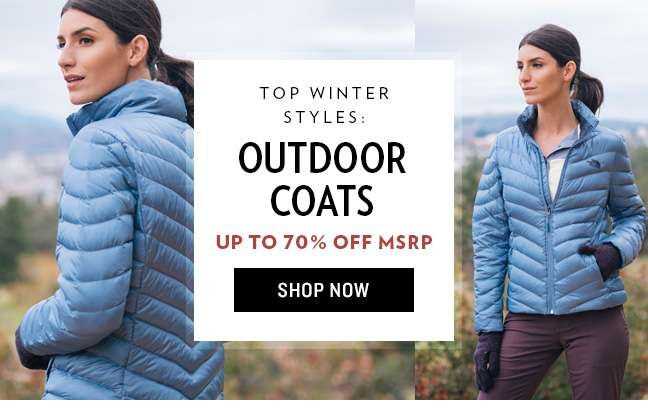 Shop Winter Coats