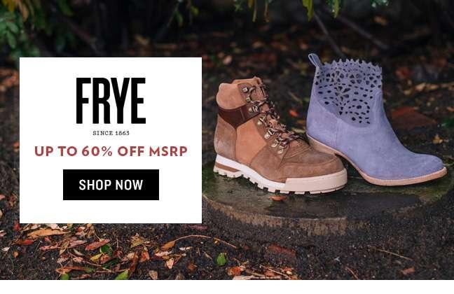 Shop Frye