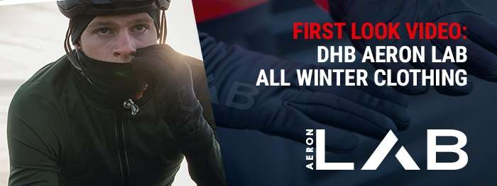First look video: dhb Aeron Lab All Winter Clothing