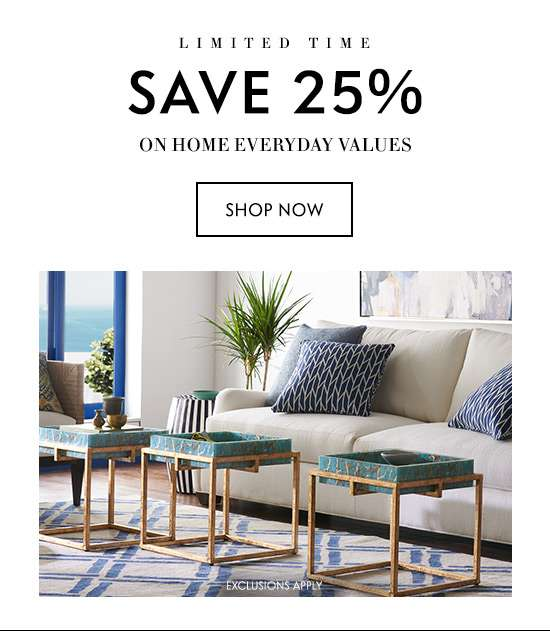 Home Everyday Values