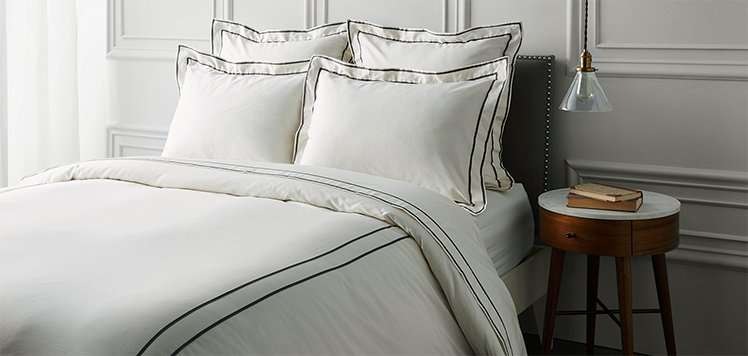 Back in Stock: Up to 75% Off Frette