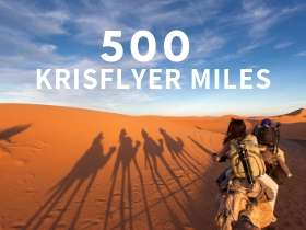 More rewards with KrisFlyer