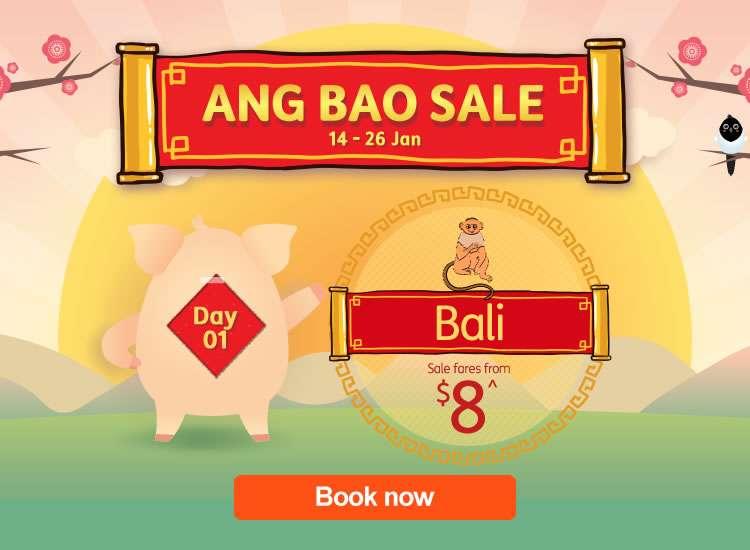 AngBao Sale