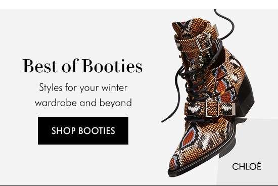 Shop Booties