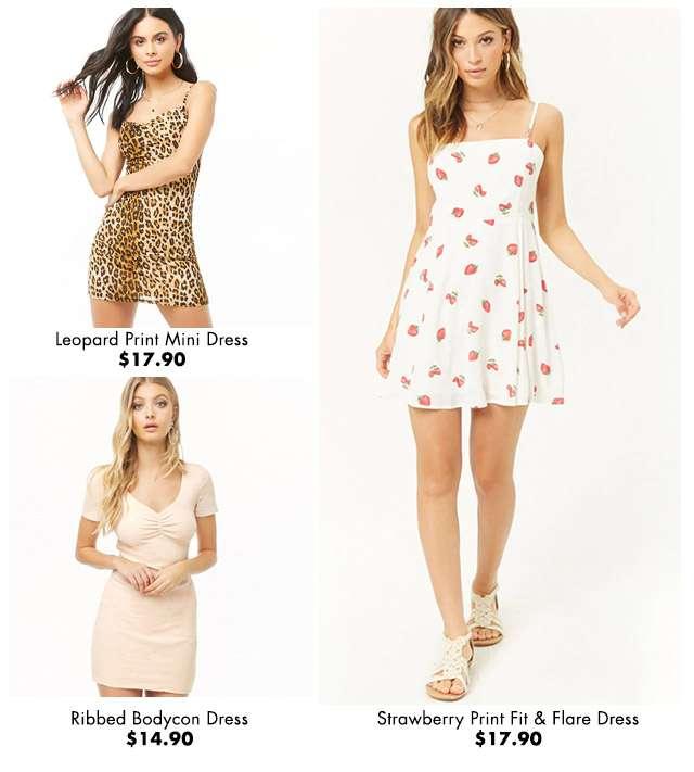 Shop Dresses $25 & Under