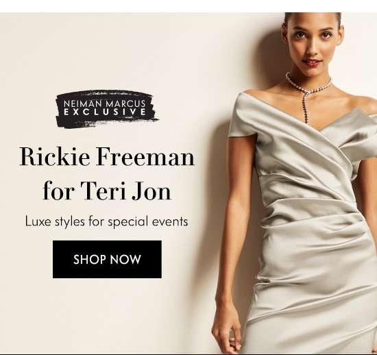 Shop Rickie Freeman for Teri Jon