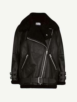 Faux-fur & shearling coats
