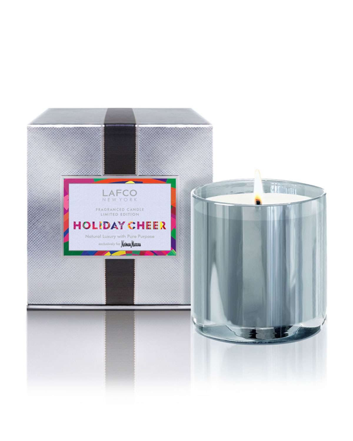 Exclusive Holiday Cheer Candle