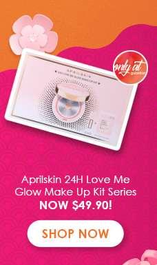 Aprilskin 24H Love Me Glow Make Up Kit Series Now $49.90