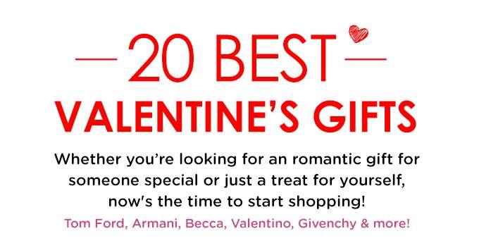 20 Best Valentine's Gifts