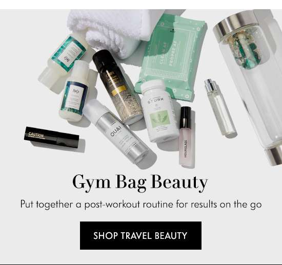 Shop Travel Beauty