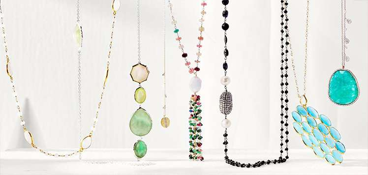 Layer These Necklaces