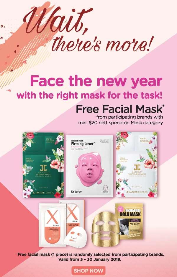 Facial Mask Fest