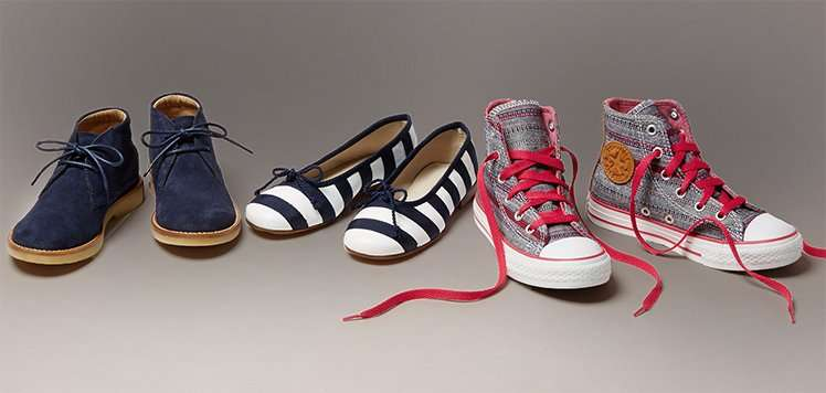 Fashion-Forward Kids' Shoes With Hoo