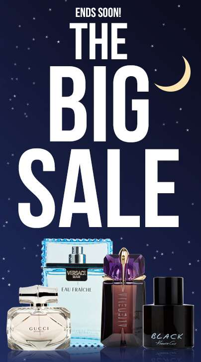 Ends soon! The Big Sale