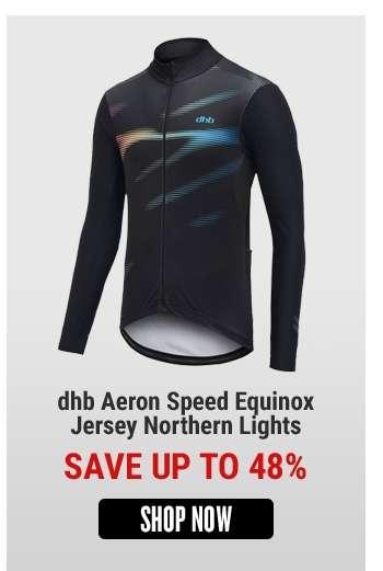 dhb Aeron Speed Equinox Jersey Northern Lights