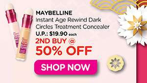 Maybelline Instant Age