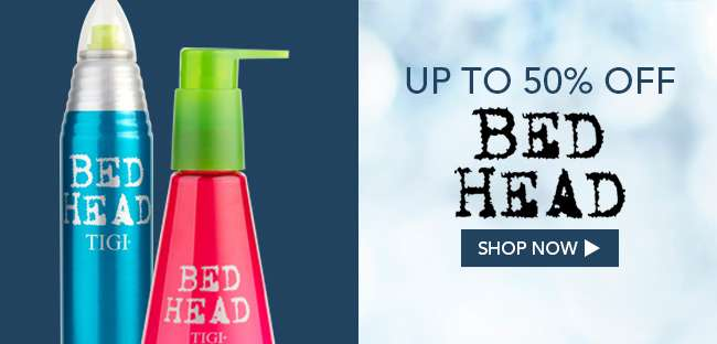 Shop Bed Head sales collection. Up to 50% off
