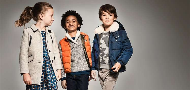 50 – 75% Off Kids' Outerwear