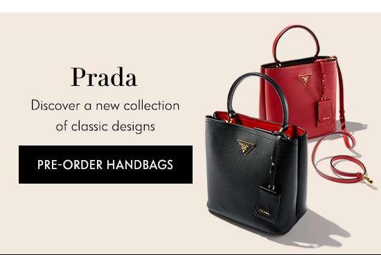 Pre-Order Prada Handbags