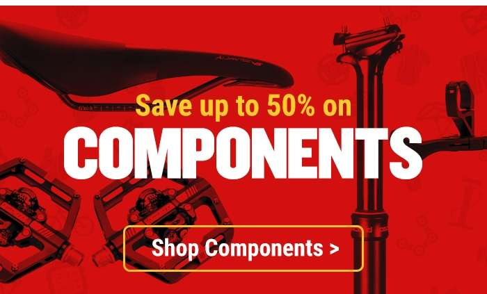 Save up to 50% on Components