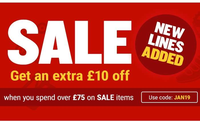 Sale NOW On - Up to 50% off our biggest brands
