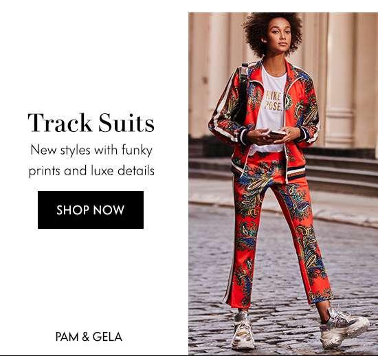 Shop Track Suits