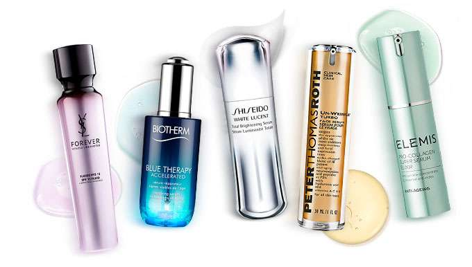 Intensive Serums & Treatments Up to 55% Off! Clinique, Elemis, Shiseido, YSL & more! Ends 28 Jan 2019