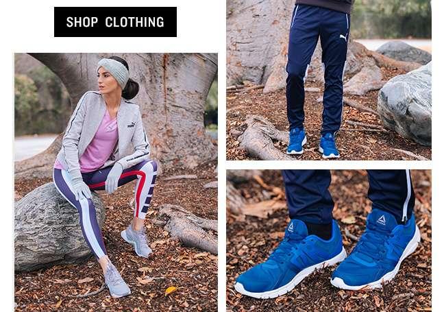 Shop Training Clothing
