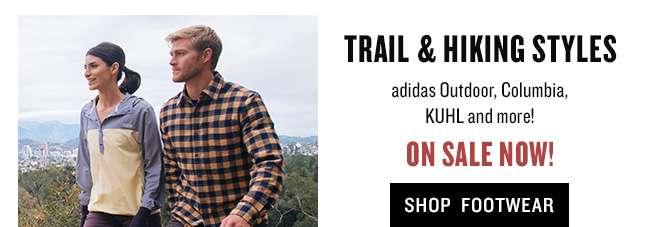Shop Hiking Footwear