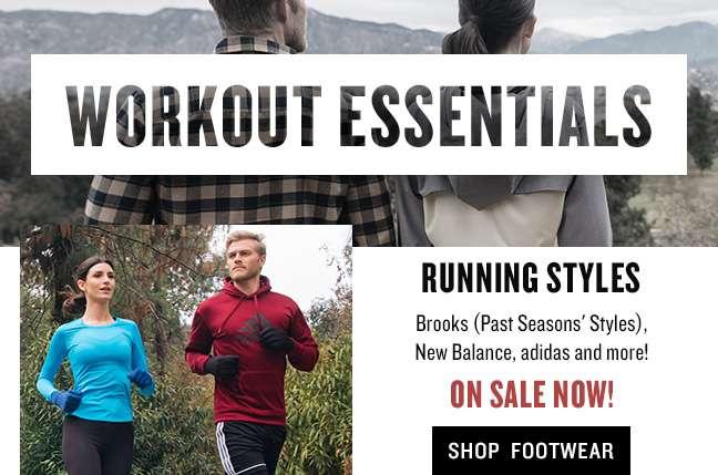 Shop Running Footwear